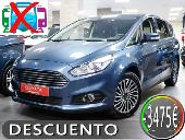 Ford S-max 2.0tdci 150cv Titanium  Seguridad Premium