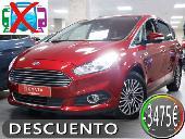 Ford S-max 2.0tdci Titanium Powershift 150cv Nav Sony Y Cam
