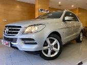 Mercedes Ml 350 M Bluetec 4m 7g Plus