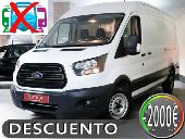 Ford Transit Ft 350 L3 H2 Van Ambiente 130cv
