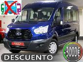 Ford Transit 2.0 Tdi Kombi 350 Trend L3h2 125 Kw (170 Cv)