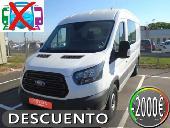 Ford Transit Ft 350 L3h2 Van Ambiente 170