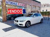 BMW 118D VENDIDO