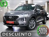 Hyundai Santa Fe Tm 2.2crdi Tecno Sr 4x2 Aut. 200cv