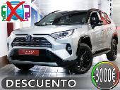 Toyota Rav 4 2.5 Hybrid 2wd Feel  Sistema De Navegador Go