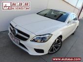 Mercedes CLS 350d BLUETEC 258 cv AUT - Full Equipe + SUSP.NEUMÁTICA