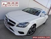 Mercedes CLS 350d 4MATIC AUT 258 cv - FULL EQUIPE + TECHO
