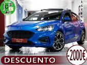 Ford Focus 1.0 Ecoboost St Line 125 Cv  Techo Panorámico