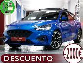 Ford Focus 1.5ecoblue St Line X 120