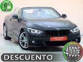 BMW 420 Serie 4 F33 Cabrio 184cv Acabado M Sport