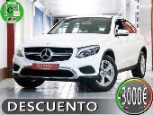 Mercedes Glc 220 Coupé D 4matic Aut. 170cv