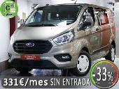 Ford Transit Custom Ft 320 L1 Mixto Trend M1 Ecoblue 170
