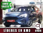 Ford Focus Familiar Manual De 5 Puertas