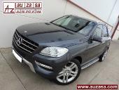 Mercedes ML 250d BLUETEC 4MATIC AUT 204 cv + SUSP.NEUMÁTICA