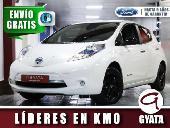 Nissan Leaf Berlina Automático De 5 Puertas