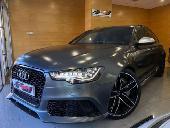 Audi Rs6 Rs 6 Avant 4.0 Tfsi Quattro Tiptronic