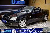 Mercedes Slk Clase Slk 200 Mercedes 200