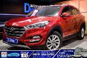 Hyundai Tucson 1.7crdi Style Dt 4x2 141