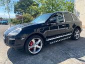 Porsche CAYENNE TURBO 500 CV