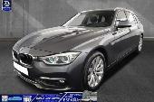 BMW 318 318da-touring Luxury Leder Led Navi-prof Memory