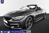 BMW 114 420ia Cabrio M-sport Led/navi/d-ass/m-display/19