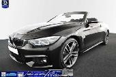 BMW 114 420ia Cabrio M-sport Led/navi/h-up/d-ass/lhz/19