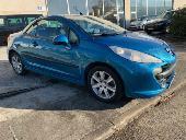 Peugeot 207 CABRIO 1.6 VTI 120