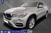 BMW X6 Xdrive30d Led/navi/leder/hifi/gsd/d-assist/19