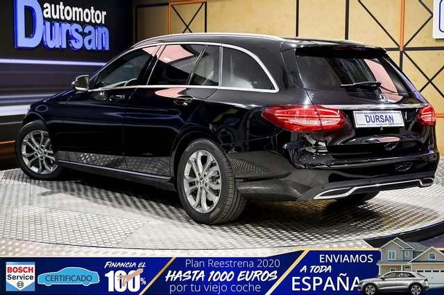 Imagen de Mercedes C 220 Cdi Estate Be Avantgarde 7g Plus (2792744) - Automotor Dursan