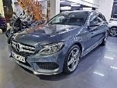 Mercedes C 220 Cdi Estate Be Sport 7g Plus