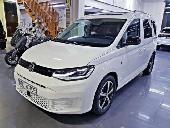 Volkswagen Caddy Industrial Automático De 5 Puertas