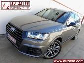 Audi Q7 3.0TDI V6 272 cv QUATTRO Tiptronic - BLACK LINE Edition - 7 plz