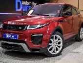 Land Rover Range Rover Evoque 2.0td4 Hse Dynamic 4wd Aut. 180