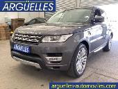 Land Rover Range Rover Sport 3.0 Sd V6 Hse