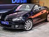 Volkswagen Golf Cabrio 2.0 Tdi 140cv Dsg Bluemotion Tech