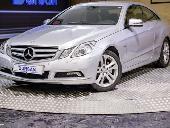 Mercedes E 220 Coupé Cdi Blue Efficiency Avantg.