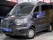 Ford Transit Ft 350 L2 Van Ambiente Tr. Tra. 125