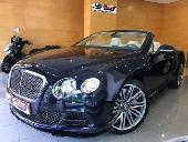 Bentley Continental W12 Gtc Speed