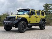 Jeep Wrangler Unlimited 2.8crd Rubicon X Aut.