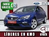 Seat Leon 1.5 Tgi Gnc S&s Fr Fast Edition Dsg7 130