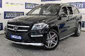 Mercedes Gl 63 Amg Glagl63 Amg Amg 557cv 7plazas Full Equipe