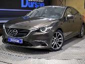 Mazda 6 6 2.2de Luxury + Pack Premium Aut.