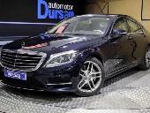 Mercedes S 350 S 350 Bluetec