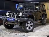 Jeep Wrangler Unlimited 2.8crd Sahara Aut.