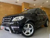Mercedes Ml 350 M Bluetec 4m 7g Plus