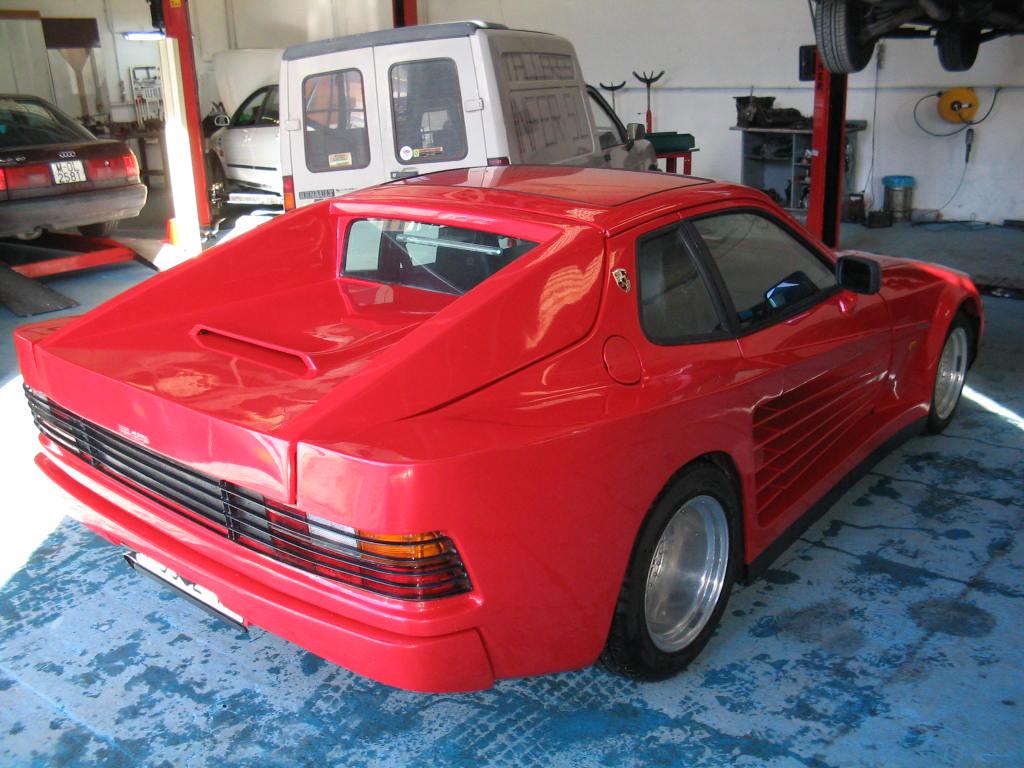 Ferrari Testarrosa Usados Usado Ocasion Segunda Mano