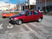 Ford FIESTA 1.8 INTRO