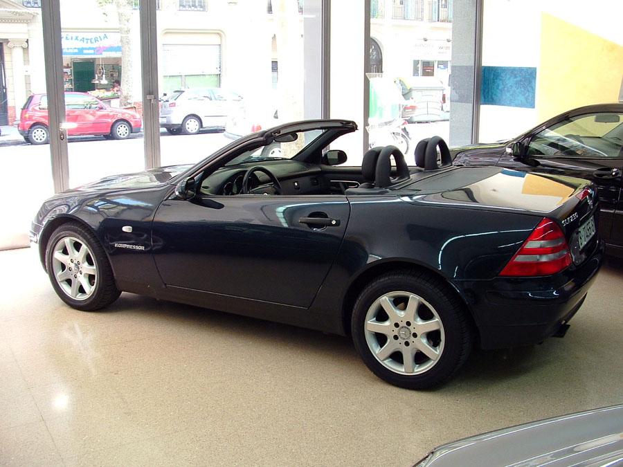 mercedes slk 230. Mercedes SLK 230 K